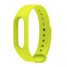 Сменный силиконовый ремешок для Хiaomi Mi Band 2, зеленый, фото 1