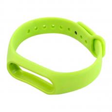 Сменный силиконовый ремешок для Хiaomi Mi Band 2, зеленый, фото 2