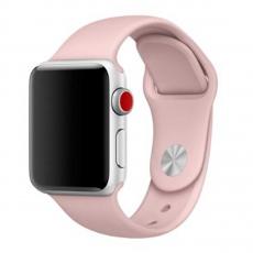 Спортивный браслет для Apple Watch 42 мм, розовый песок, фото 1