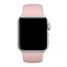 Спортивный браслет для Apple Watch 42 мм, розовый песок, фото 2
