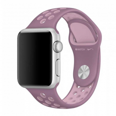 Спортивный ремешок Nike для Apple Watch 38 мм, фиолетовый / сиреневый, фото 1