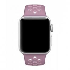 Спортивный ремешок Nike для Apple Watch 38 мм, фиолетовый / сиреневый, фото 2