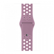 Спортивный ремешок Nike для Apple Watch 38 мм, фиолетовый / сиреневый, фото 3