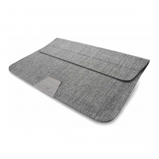 "Чехол-конверт Cozistyle Stand Sleeve для MacBook 15"", серый, фото 1"