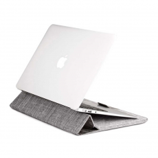 "Чехол-конверт Cozistyle Stand Sleeve для MacBook 15"", серый, фото 3"