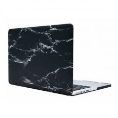 Чехол-накладка пластиковая i-Blason для Macbook 12, черный мрамор, фото 1
