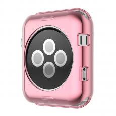 Чехол силиконовый для Apple Watch 38 mm, красный, фото 2