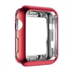 Чехол силиконовый для Apple Watch 38 mm, красный, фото 1