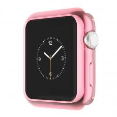 Чехол силиконовый для Apple Watch 38 mm, красный, фото 3