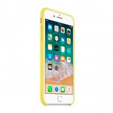 """Чехол Apple силиконовый для iPhone 7/8 Plus, """"холодный лимонад"""", фото 3"""