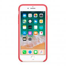 """Чехол Apple силиконовый для iPhone 7/8 Plus, """"спелая малина"""", фото 2"""