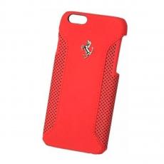 Чехол Ferrari F12 Hard для iPhone 6 и 6S, красный, фото 1