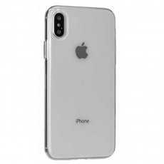 Чехол Hoco Light Series TPU для iPhone X, прозрачный, фото 1