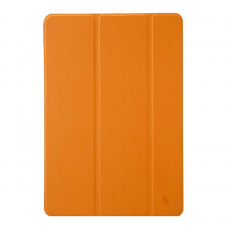 Чехол Jisoncase Ultra thin PU для iPad Pro 10.5, коричневый, фото 1