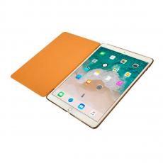 Чехол Jisoncase Ultra thin PU для iPad Pro 10.5, коричневый, фото 3