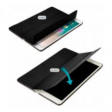 Чехол Jisoncase Ultra thin PU для iPad Pro 10.5, черный, фото 4