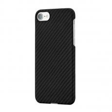 Чехол Pitaka MagCase для iPhone 7/8, черный/серый, фото 1
