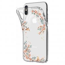 Чехол SGP Liquid Crystal Blossom для iPhone Х, природа, фото 1