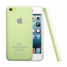 Чехол Yoobao Crystal Protecting для iPhone 5C, белый, фото 1