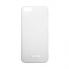 Чехол Yoobao Crystal Protecting для iPhone 5C, белый, фото 2