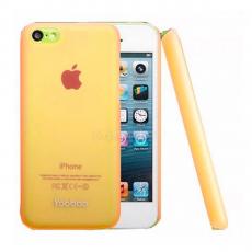 Чехол Yoobao Crystal Protecting для iPhone 5C, оранжевый, фото 1