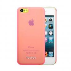 Чехол Yoobao Crystal Protecting для iPhone 5C, розовый, фото 1
