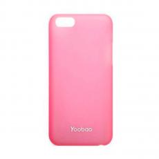 Чехол Yoobao Crystal Protecting для iPhone 5C, розовый, фото 2
