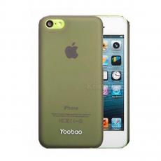 Чехол Yoobao Crystal Protecting для iPhone 5C, черный, фото 1