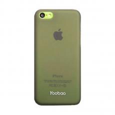 Чехол Yoobao Crystal Protecting для iPhone 5C, черный, фото 2