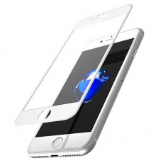 """Защитное стекло Mocoll """"Storm"""" 2.5D для iPhone 7/8, белый, фото 3"""