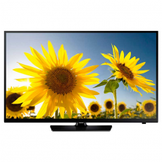 Телевизор Samsung UE24H4070 LED, 24 дюйма (60 см), чёрный, фото 1