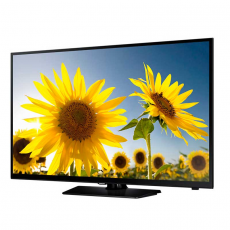 Телевизор Samsung UE24H4070 LED, 24 дюйма (60 см), чёрный, фото 2