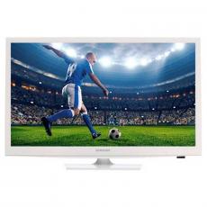 Телевизор Samsung UE24H4080 LED, 24 дюйма (60 см), белый, фото 1
