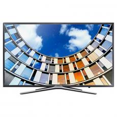 Телевизор Samsung LED UE32M5503AUXRU, 32 дюймов (81,3 см), серебристый, фото 1