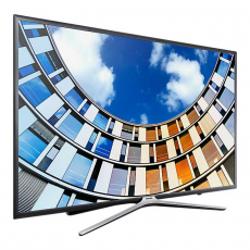 Телевизор Samsung LED UE43M5500, 43 дюйма (108 см), серебристый, фото 5