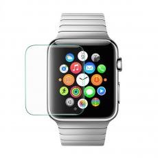 Стекло защитное, прозрачное 2.5D для Apple Watch 42mm, фото 1