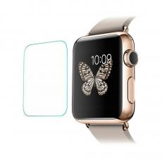 Стекло защитное, прозрачное 2.5D для Apple Watch 42mm, фото 2