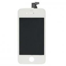Дисплейный модуль для iPhone 4s, Sharp, белый, фото 1