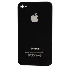 Задняя крышка для iPhone 4, класс А+, черный, фото 1