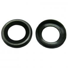 Защита основной камеры и рассеиватель вспышки для iPhone 6, черный, фото 1