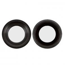 Защита основной камеры и рассеиватель вспышки для iPhone 6 Plus/6S Plus, черный, фото 1