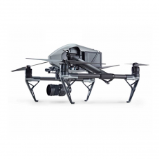 Квадрокоптер Inspire 2 премиум комплект, серый, фото 2