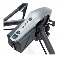 Квадрокоптер Inspire 2 RAW с лицензией, с пультом Cendence, без камеры и подвеса, серый, фото 3