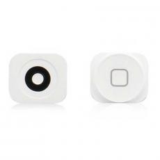 """Кнопка """"домой"""" для iPhone 5, оригинал, белый, фото 1"""
