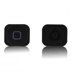 """Кнопка """"домой"""" для iPhone 5, в стиле iPhone 5S, черный, фото 1"""