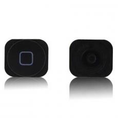 """Кнопка """"домой"""" для iPhone 5 , оригинал, черный, фото 1"""