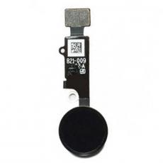 """Кнопка """"домой"""" для iPhone 7/7 Plus, в сборе со шлейфом, оригинал, черный, фото 1"""