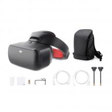 Комбо-набор DJI Goggles Racing Edition & Carry More Backpack, черный, фото 1