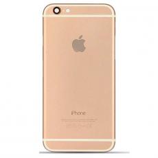 """Корпус-крышка для iPhone 6, класс А, """"золотой"""", фото 1"""