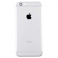 Корпус-крышка для iPhone 6, класс А, серебристый, фото 1